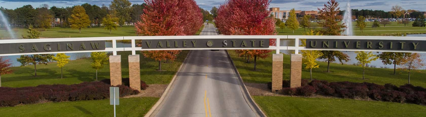 Saginaw Valley State University Campus
