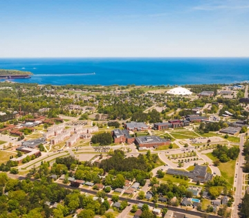 Northern Michigan University Campus