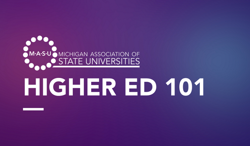 Higher Ed 101